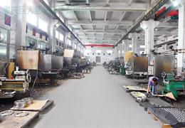 二车间-对焊法兰加工